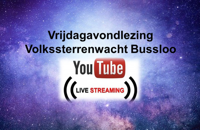 Livestream: Lezing over Chinese astronomie (Volkssterrenwacht Bussloo)