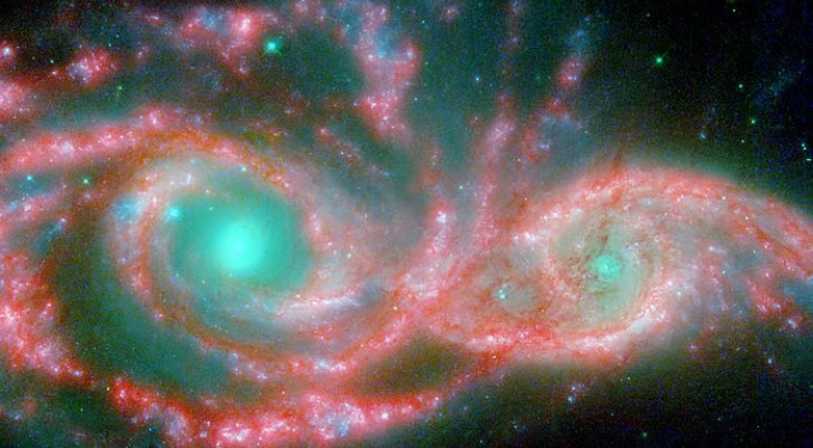 Galaxy formation and the structure of the Universe