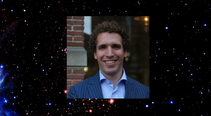 Shining light on interstellar matter - Promotie Daniel Paardekooper (UL)