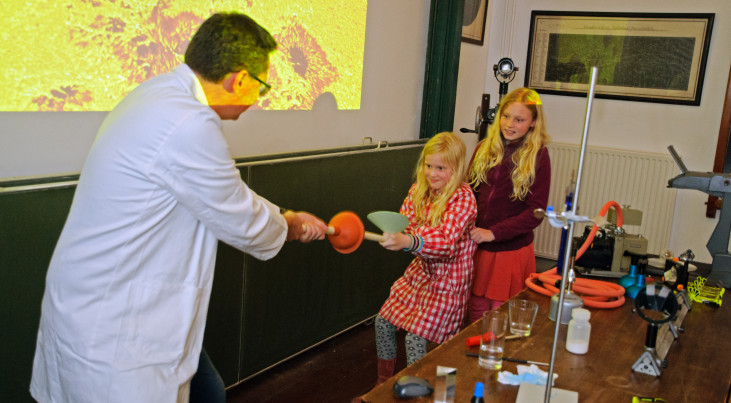 Super Sunday Solar Science Show (Sonnenborgh, Utrecht)